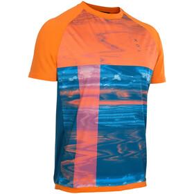 ION Traze AMP Kurzarm-Shirt Herren orange